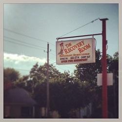 Recovery Room restaurant located in OTTUMWA, IA