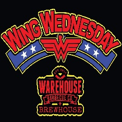 Warehouse Barbecue Co. & Brewhouse restaurant located in OTTUMWA, IA