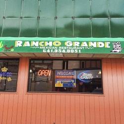 Rancho Grande restaurant located in OTTUMWA, IA