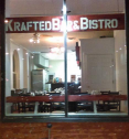 Krafted Bar & Bistro restaurant located in BURLINGTON, IA