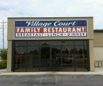 Village Court restaurant located in MASON CITY, IA