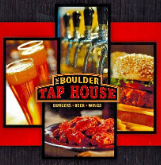 Boulder Tap House restaurant located in MASON CITY, IA