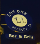 Lot One restaurant located in DUBUQUE, IA