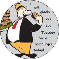 Wimpy Burger restaurant located in FLAT ROCK, MI