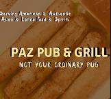 Paz Pub & Grill LLC restaurant located in BIG RAPIDS, MI