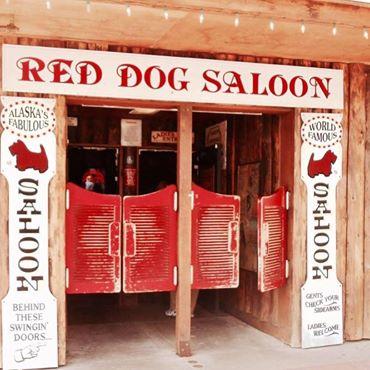 Red Dog Saloon restaurant located in JUNEAU, AK
