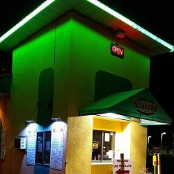 Shakers Drive-Thru restaurant located in BRONSON, FL