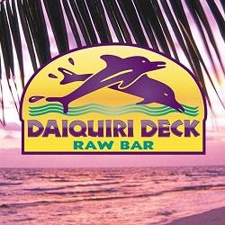 Daiquiri Deck Bradenton Beach restaurant located in BRADENTON BEACH, FL