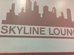 Skyline Lounge At restaurant located in CYPRESS GARDENS, FL