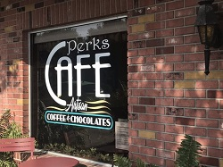 Perks Cafe restaurant located in DADE CITY, FL