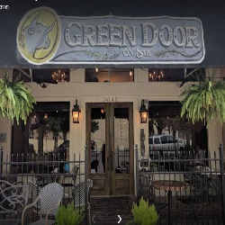 Green Door on 8th restaurant located in DADE CITY, FL