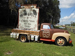 1998 Grill restaurant located in FANNING SPRINGS, FL