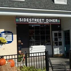 Side Street Diner restaurant located in GROSSE POINTE, MI