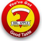 Big Apple Pizza & Pasta restaurant located in LAKE PARK, FL