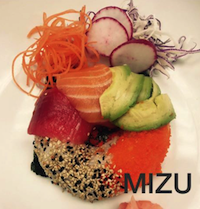 Mizu - Sushi, Steak, Seafood restaurant located in RALEIGH, NC