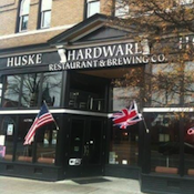 Huske Hardware restaurant located in FAYETTEVILLE, NC