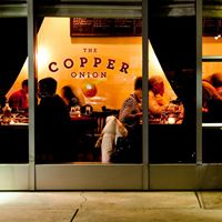 The Copper Onion restaurant located in SALT LAKE CITY, UT