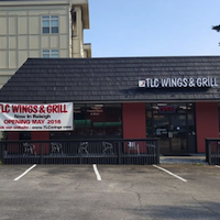 TLC Wings & Grill restaurant located in PINEVILLE, NC