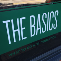 THe Basics restaurant located in WILMINGTON, NC