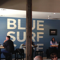 Blue Surf Cafe restaurant located in WILMINGTON, NC