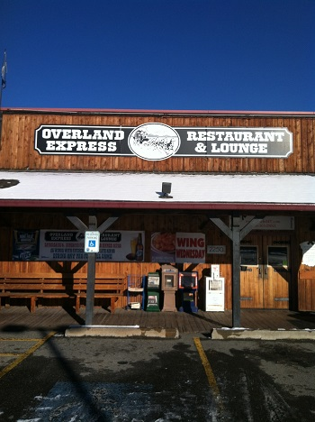 Overland Express restaurant located in HELENA, MT