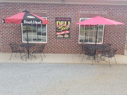 The Deli Spot restaurant located in HIGH POINT, NC