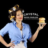 Crystal Beer Parlor restaurant located in SAVANNAH, GA
