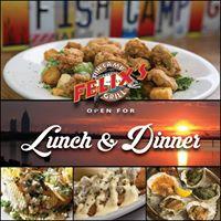 Felix Fish Camp restaurant located in SPANISH FORT, AL