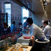 Samurai Blue Sushi & Sake Bar restaurant located in TAMPA, FL