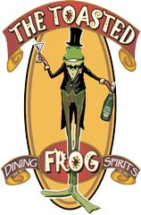 The Toasted Frog | Fargo restaurant located in FARGO, ND