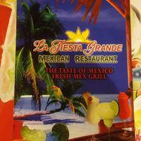 La Fiesta Restaurante Mexicano restaurant located in GREENSBORO, NC