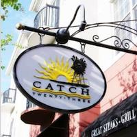Catch Twenty Three restaurant located in TAMPA, FL