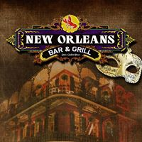 New Orleans Bar & Grill restaurant located in GREENSBORO, NC