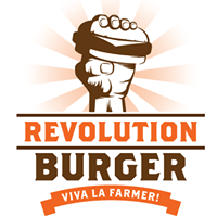 Revolution Burger restaurant located in GREENSBORO, NC