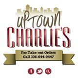 Uptown Charlie's restaurant located in GREENSBORO, NC