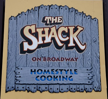 The Shack on Broadway restaurant located in FARGO, ND