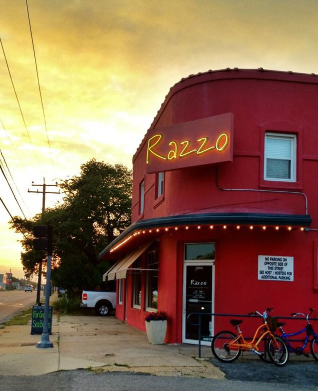 Razzo restaurant located in NORFOLK, VA