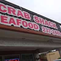 T N Crab Shack restaurant located in ST. PETERSBURG, FL