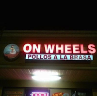 Chicken on Wheels restaurant located in JACKSONVILLE, FL