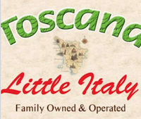 Toscana Little Italy restaurant located in JACKSONVILLE, FL