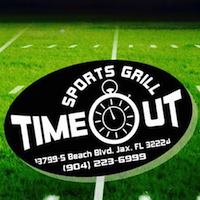 Time Out Sports Grill restaurant located in JACKSONVILLE, FL