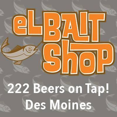 El Bait Shop restaurant located in DES MOINES, IA