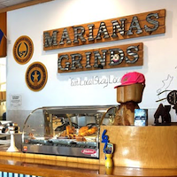 Marianas Grinds restaurant located in JACKSONVILLE, FL