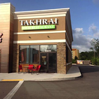 Takhrai Thai restaurant located in JACKSONVILLE, FL
