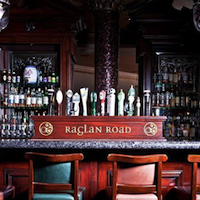 Raglan Road Irish Pub restaurant located in ORLANDO, FL