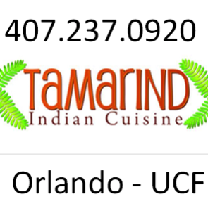 Tamarind Indian Cuisine restaurant located in ORLANDO, FL