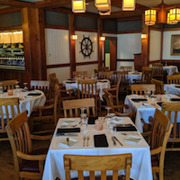 Yachtsman Steakhouse restaurant located in ORLANDO, FL
