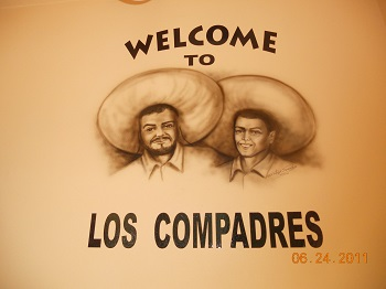 Los Compadres restaurant located in CEDAR RAPIDS, IA
