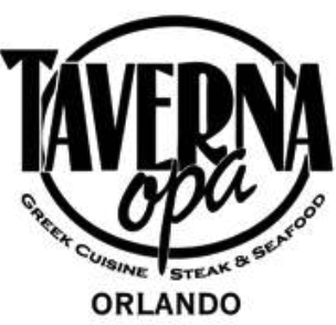 Taverna Opa restaurant located in ORLANDO, FL