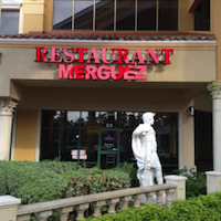 Merguez restaurant located in ORLANDO, FL